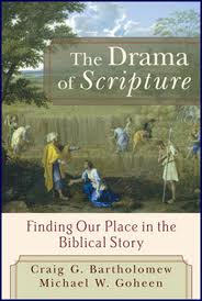 The Drama of Scripture - Book Review